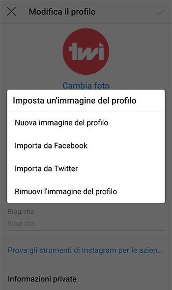 b51eb9faba Come modificare il profilo Instagram – TWI
